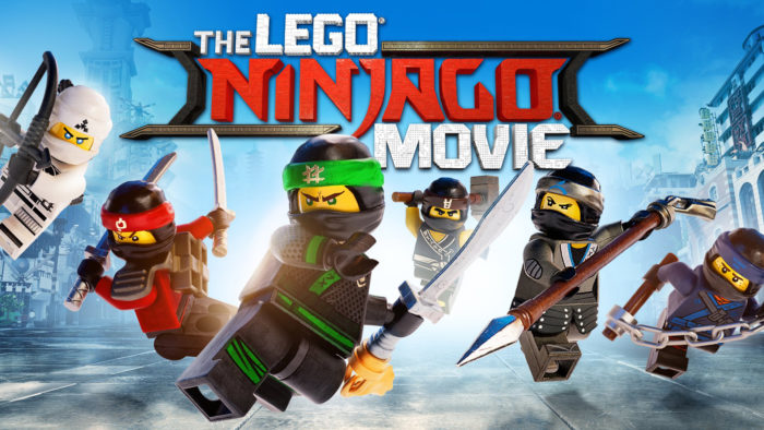 VOD film review: The LEGO Ninjago Movie