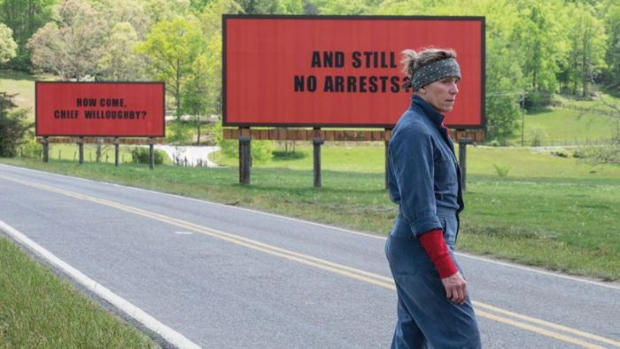 VOD film review: Three Billboards Outside Ebbing, Missouri