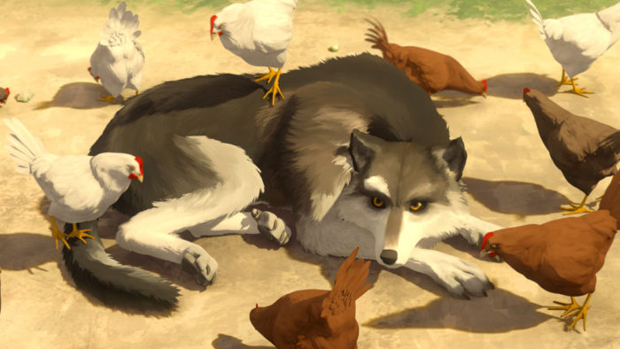Trailer: White Fang pounces on Netflix this weekend