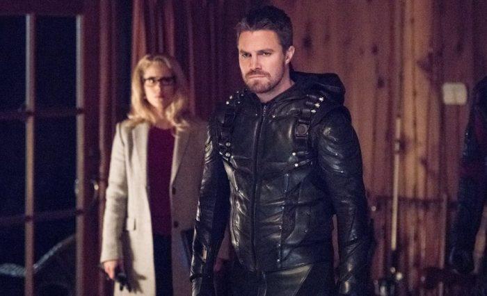 UK TV recap: Arrow, Season 6, Episode 14 (Collision Course)