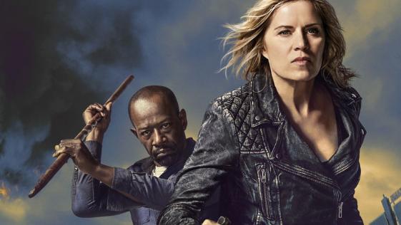 First look UK TV review: Fear the Walking Dead: Season 4