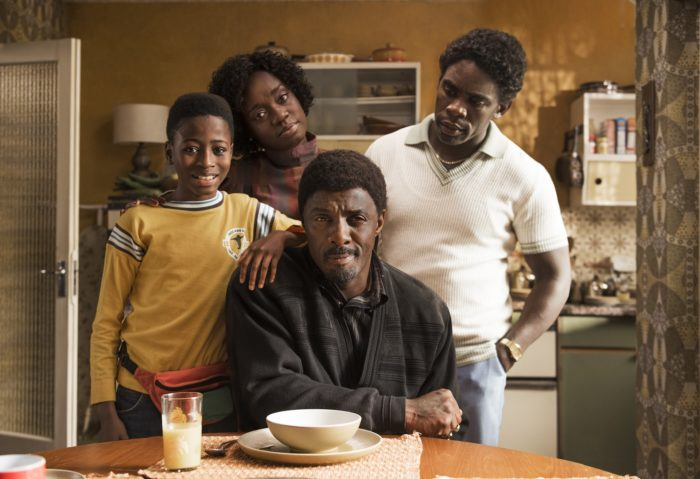 First look: Idris Elba's In the Long Run takes us back to the 80s