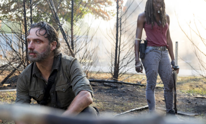 UK TV review: The Walking Dead Season 8, Episode 10 (The Lost and the Plunderers)
