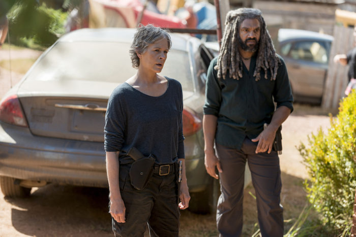 UK TV review: The Walking Dead Season 8, Episode 13 (Do Not Send Us Astray)