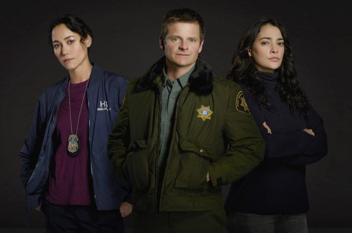 First look Amazon UK TV review: The Crossing