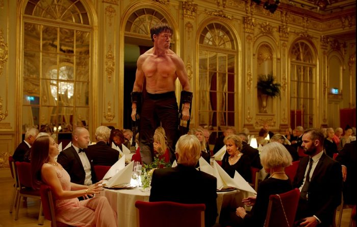 Netflix UK film review: The Square