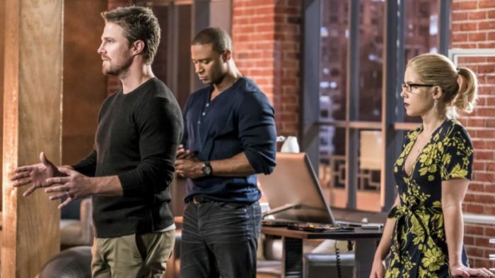 UK TV recap: Arrow Season 6, Episode 10 (Divided)