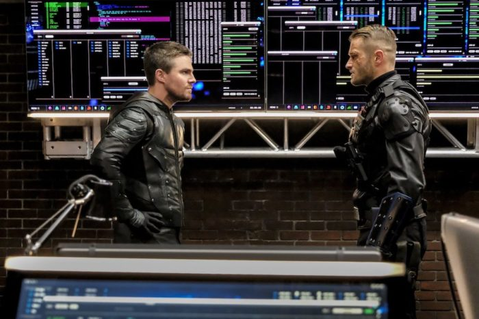 UK TV recap: Arrow, Season 6, Episode 12 (All For Nothing)