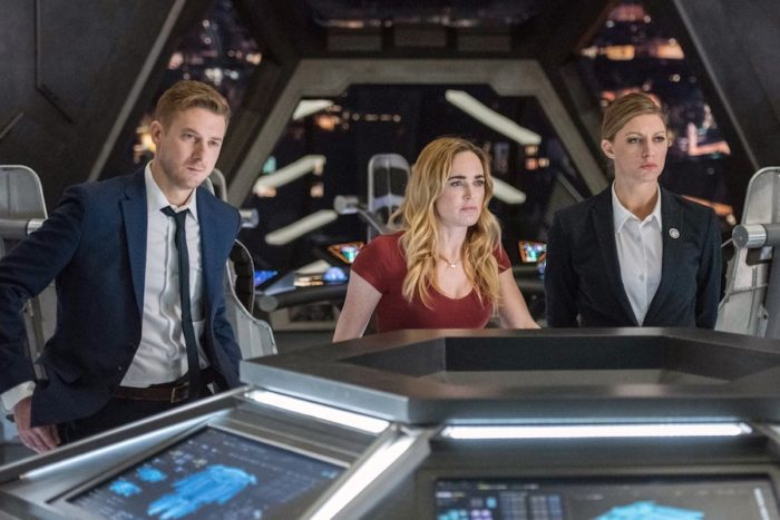 UK TV recap: Legends of Tomorrow Season 3, Episode 13 (No Country For Old Dads)