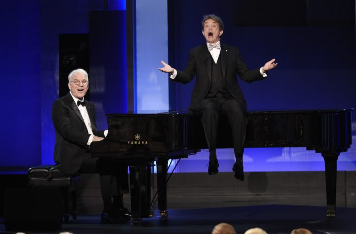 Trailer: Steve Martin and Martin Short promise a night to forget for Netflix subscribers