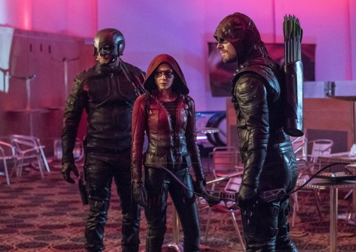 UK TV recap: Arrow, Season 6, Episode 15 (Doppelganger)