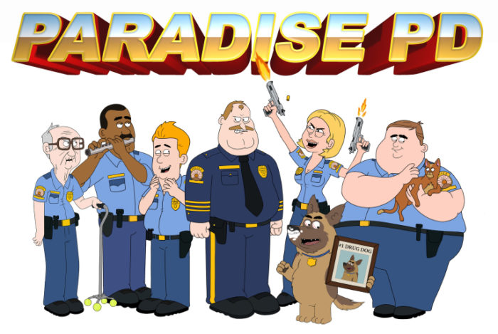 Trailer: Paradise PD returns for Season 2 this March