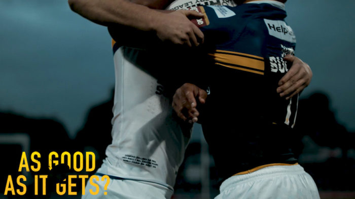 Rugby documentary As Good As It Gets heads to Amazon Prime Video