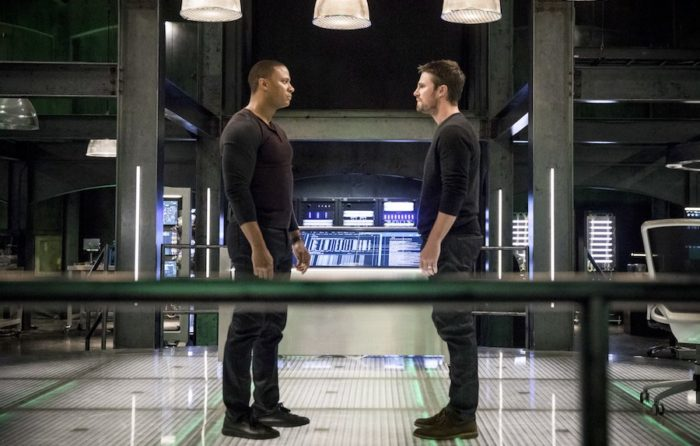 UK TV recap: Arrow, Season 6, Episode 17 (Brothers In Arms)