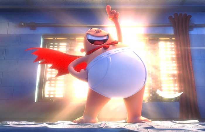VOD film review: Captain Underpants: The First Epic Movie