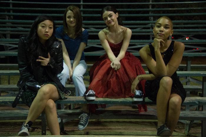Trailer: Lucy Hale gets high in Netflix's DUDE