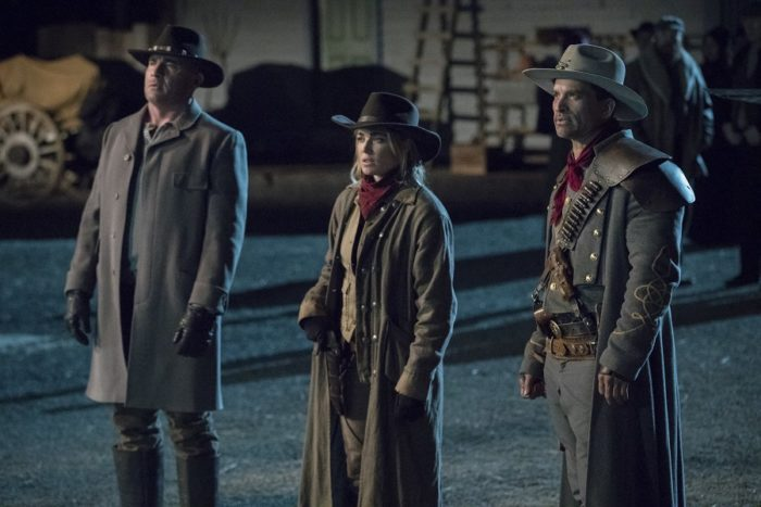 UK TV recap: Legends of Tomorrow, Season 3, Episode 18 (The Good, The Bad and the Cuddly)