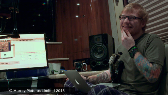 Apple spends big to buy Ed Sheeran documentary Songwriter