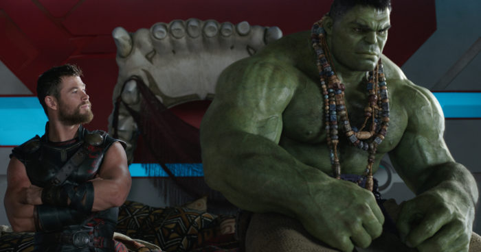 VOD film review: Thor: Ragnarok