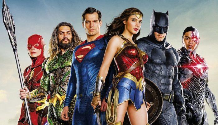 VOD film review: Justice League (2017)