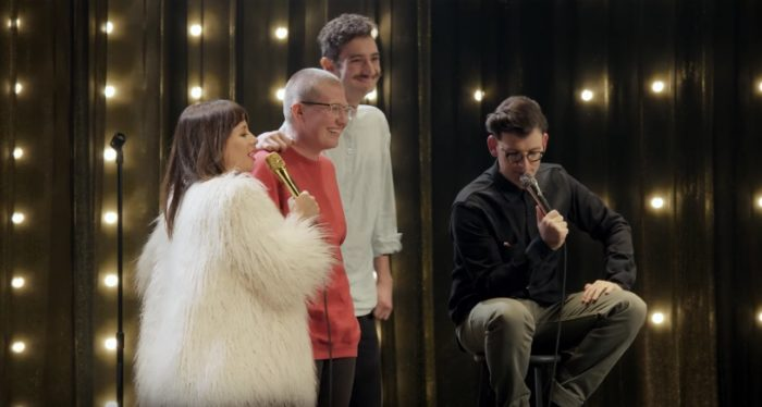 Trailer: Netflix doubles up for The Honeymoon stand-up special