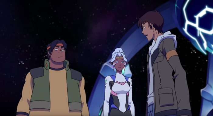 Netflix UK TV review: Voltron Season 5