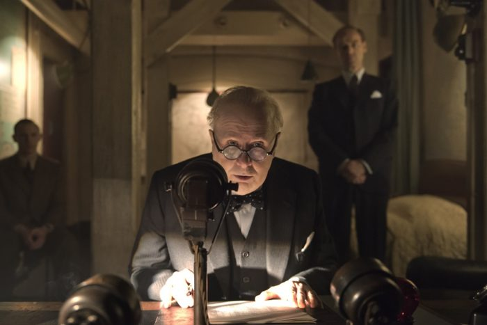 Netflix UK film review: Darkest Hour