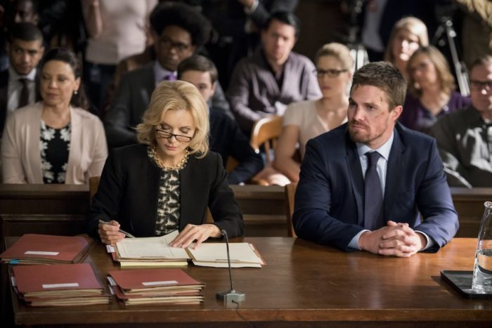UK TV recap: Arrow, Season 6, Episode 21 (Docket No. 11-19-41-73)