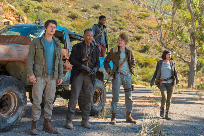 VOD film review: Maze Runner: The Death Cure