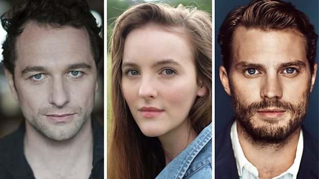 Trailer: Jamie Dornan and Matthew Rhys star in BBC Two's Death and Nightingales