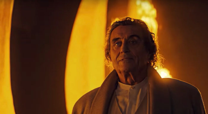 "Ian McShane on American Gods: ""It's kinda good to have a bit of creative chaos"""