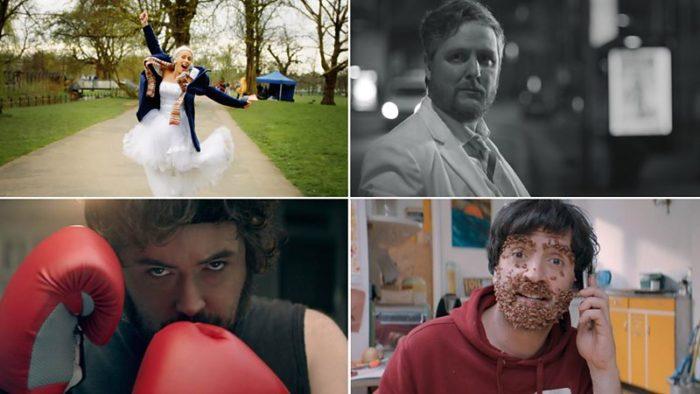 Sara Pascoe, Tim Key, Nick Helm and Spencer Jones make new Comedy Shorts for BBC iPlayer