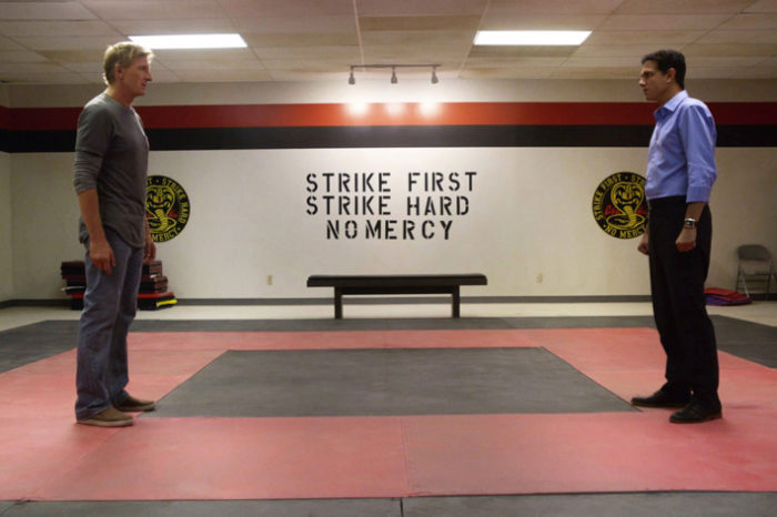 Cobra Kai kicks off wave of free YouTube Originals