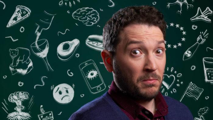 UK TV review: Jon Richardson: Ultimate Worrier