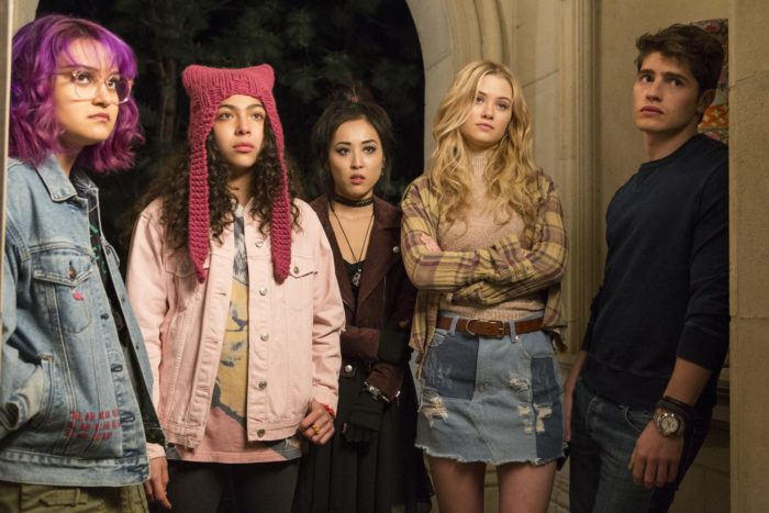 Why you should catch up with Marvel's Runaways