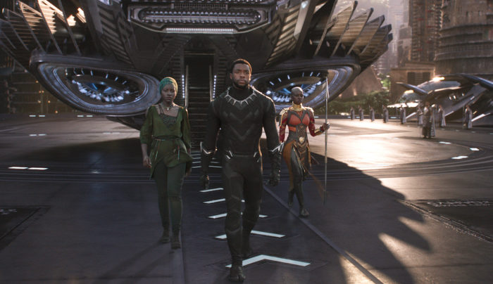 VOD film review: Black Panther