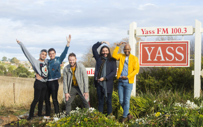 Yass, Australia! Queer Eye heads Down Under for surprise mini-episode