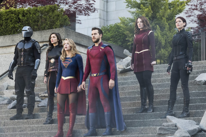 UK TV review: Supergirl Season 3 FInale (Episode 22 and 23)