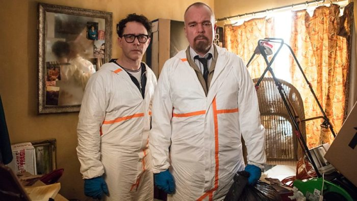 Inside No. 9 to return for live Halloween special