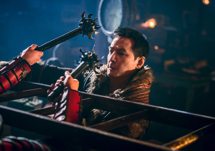 Amazon UK TV review: Into the Badlands Season 3, Episode 7 (Dragonfly's Last Dance)