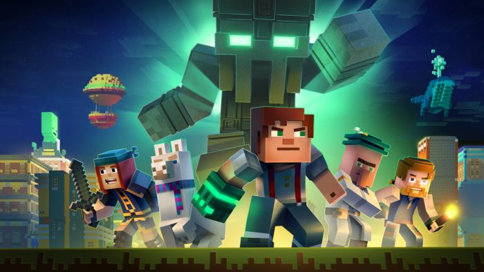Netflix releases Minecraft: Story Mode