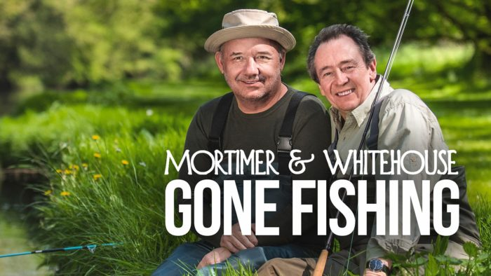 Mortimer and Whitehouse: Gone Fishing renewed for Season 2