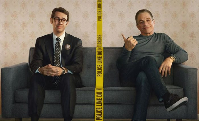 Netflix UK TV: The Good Cop