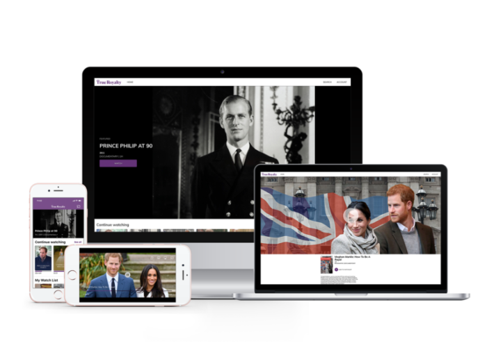 Netflix for royals? True Royalty launches in the UK