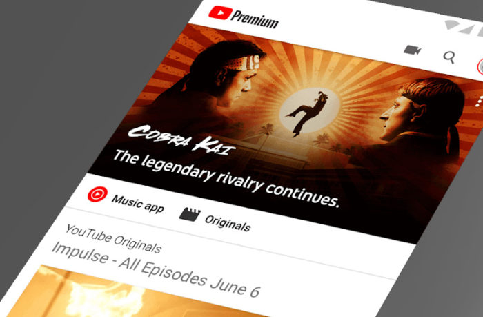YouTube Red launches in the UK as YouTube Premium