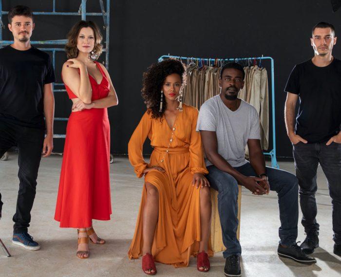 Naruna Costa and Seu Jorge to star in Netflix's Brotherhood