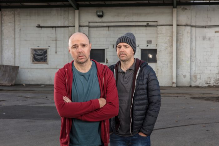 Trailer: Karl Pilkington stars in Sky 1 comedy Sick of It