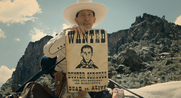 The Ballad of Buster Scruggs: A delightful mixtape of mini-masterpieces