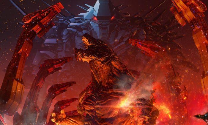 Godzilla: City on the Edge of Battle stomps onto Netflix this July