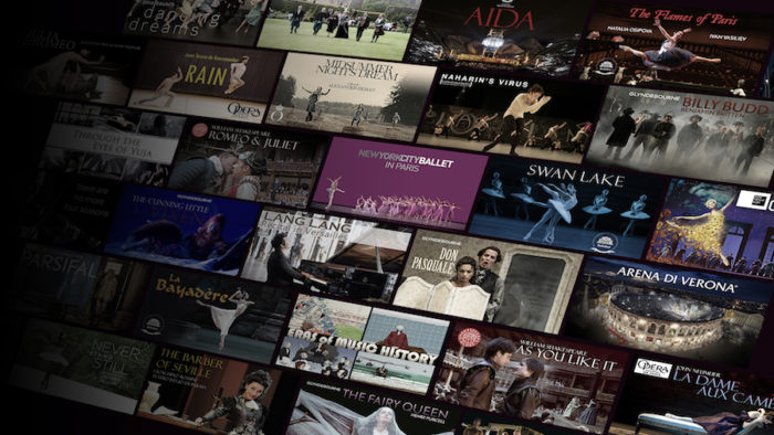 Netflix for the arts? Marquee TV launches in the UK